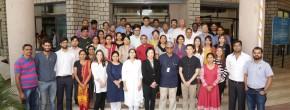 Kerala workshop group photo